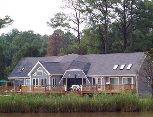 Bayberry Cove Waterfront Vacation Rental