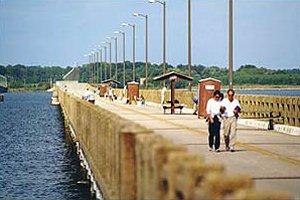 Bill burton fishing pier state park visit dorchester for Bill burton fishing pier state park