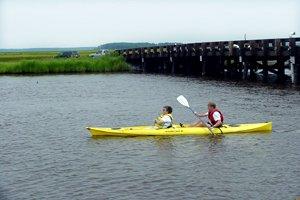 Blackwater National Wildlife Refuge Paddling Trails