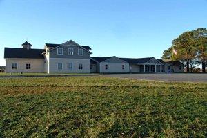 Blackwater National Wildlife Refuge Visitor Center