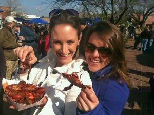 Crawfish Boil & Muskrat Stew Fest