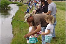 Kids Fishing Derby at Blackwater