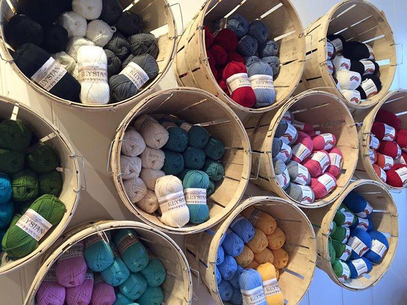 Knit Nook, Cambridge, MD