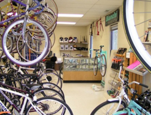 On The Rivet Cycle & Sport