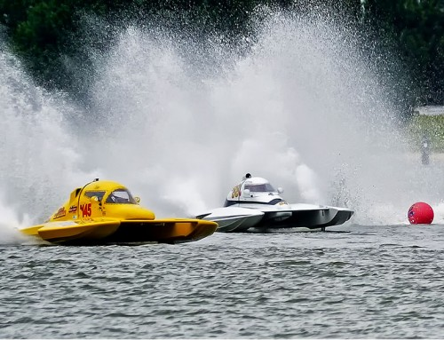 Watch speed on the water May 13-14