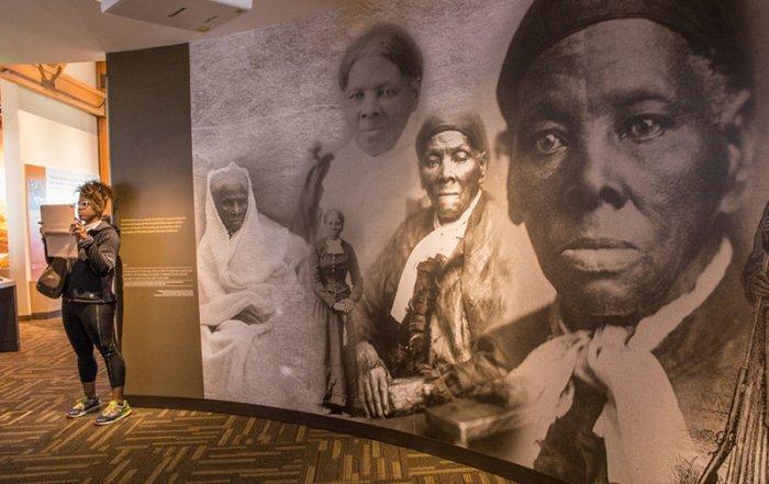 Harriet Tubman Visitor Center now open!