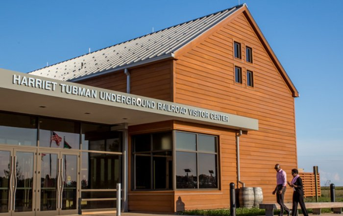Tubman Visitor Center opens March 11