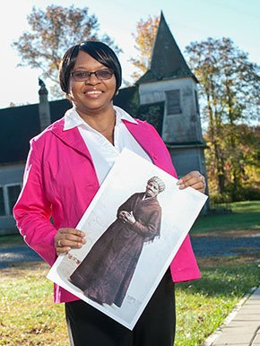 Renna McKinney, Malone's Church in Dorchester County