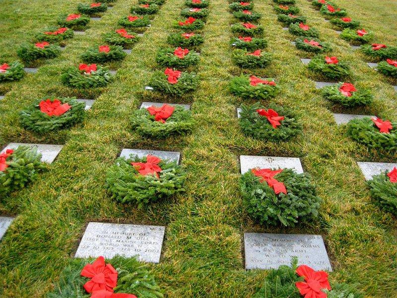Wreaths Across America - Eastern Shore Veterans Cemetery