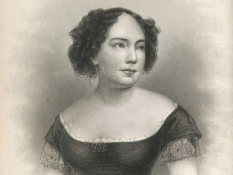 Anna Ella Carroll - Photo courtesy Library Company of Philadelphia Digital Collections