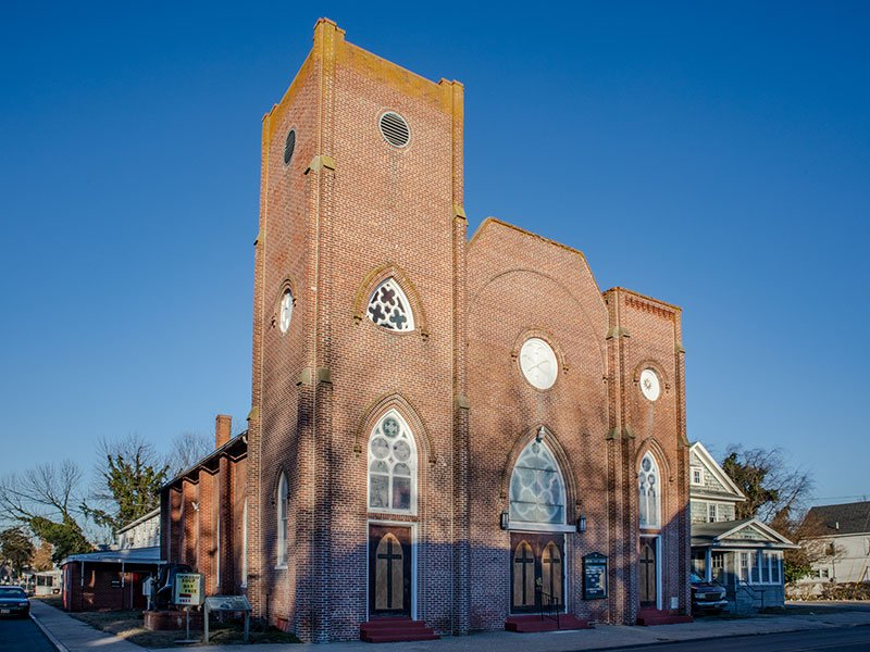Bethel AME Church in Cambridge, MD