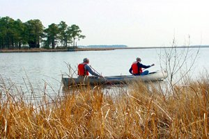 Blackwater National Wildlife Refuge Paddling Trails
