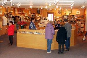 Blackwater Refuge Eagle's Nest Book and Gift Shop