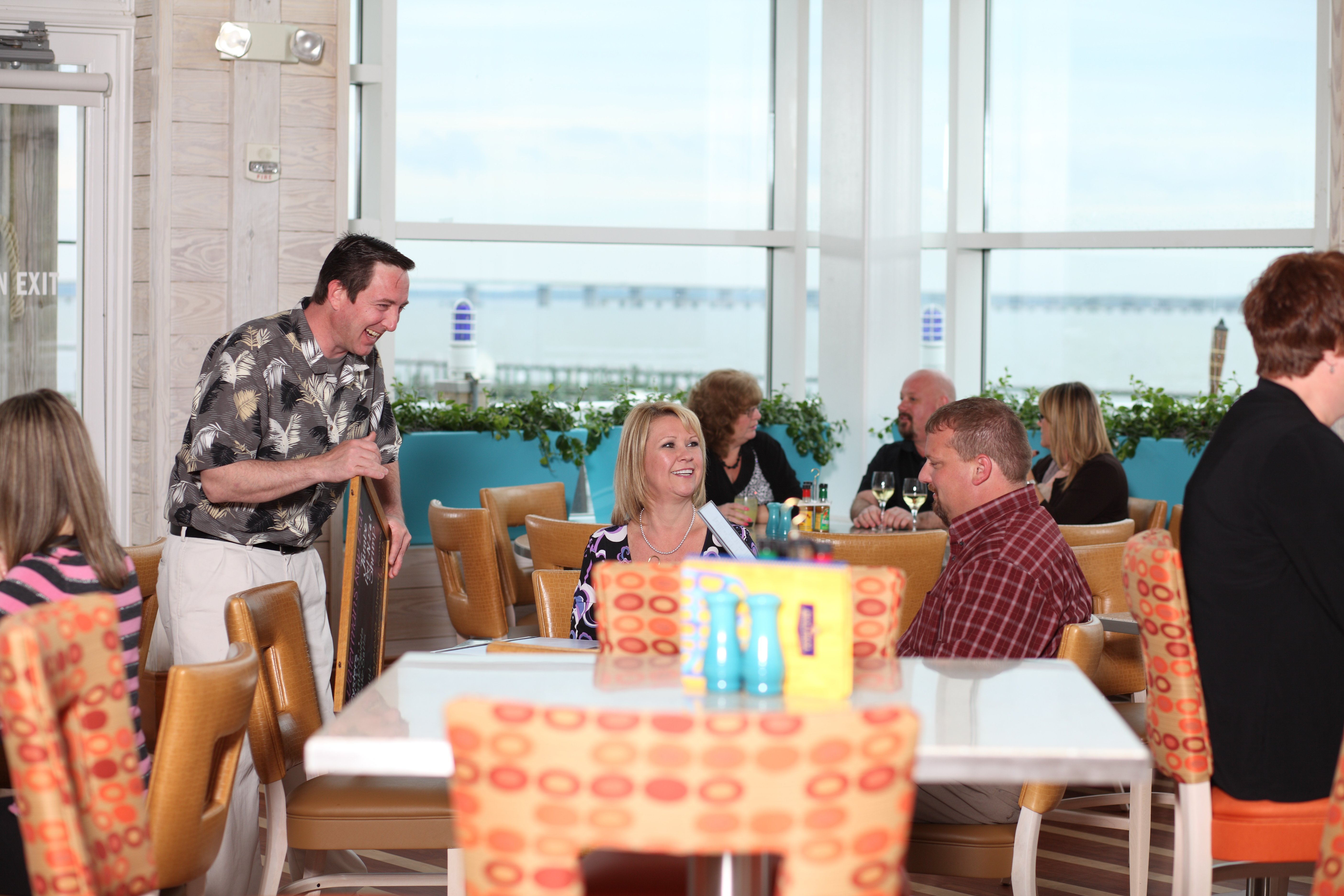 Blue Point Provision Co. Waterfront Dining
