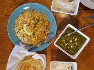 Bombay Tadka, Indian restaurant in Cambridge, Maryland