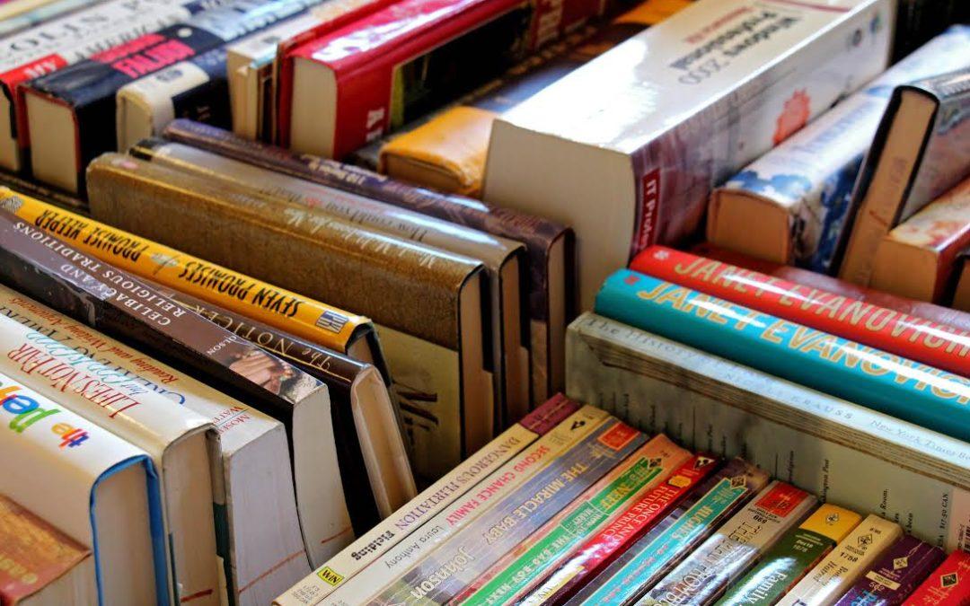 Second Saturday Book Sale - Dorchester County Public Library