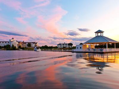 Hyatt Regency Chesapeake Bay Resort, Cambridge, Maryland