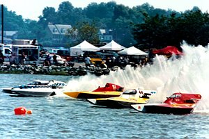 Cambridge Power Boat Regatta Association