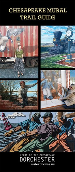 Chesapeake Mural Trail cover