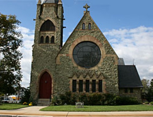Christ Episcopal Church & Cemetery