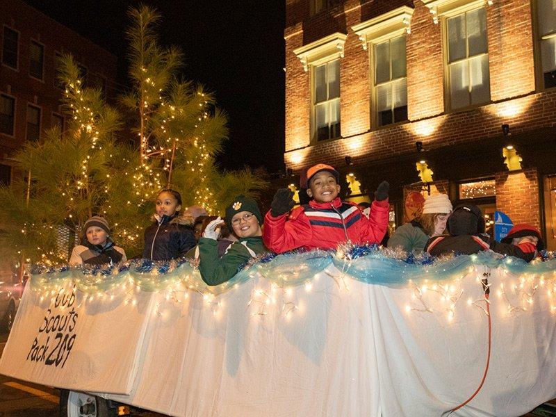 Cambridge-Dorchester Christmas Parade