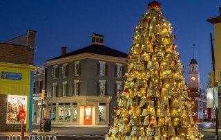 Crab Basket Tree, Cambridge, MD - © Photo by Jill Jasuta