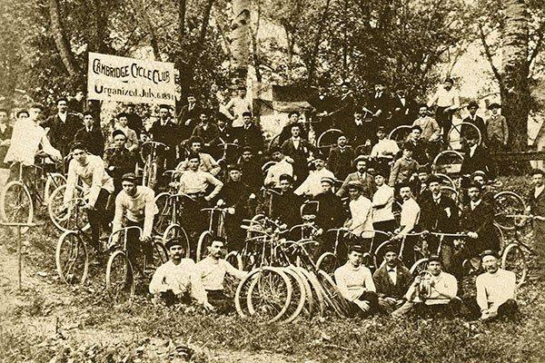 1894 Cambridge Cycling Club