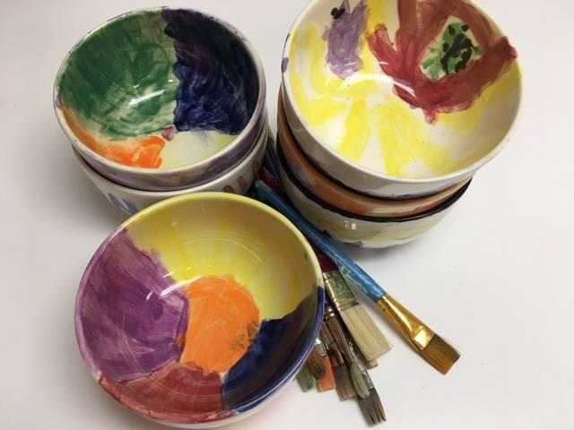 Dorchester Empty Bowls
