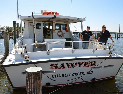 Sawyer Fishing Charters