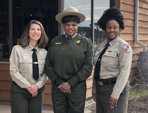 Harriet Tubman Visitor Center's Leaders