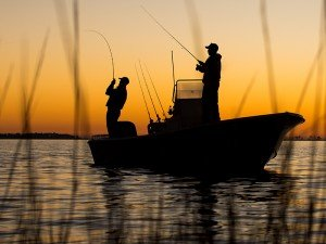 Fishing in Dorchester County, Maryland © Jay Fleming