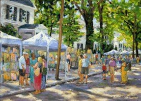 Dorchester Center for the Arts Showcase - arts festival in Cambridge, MD