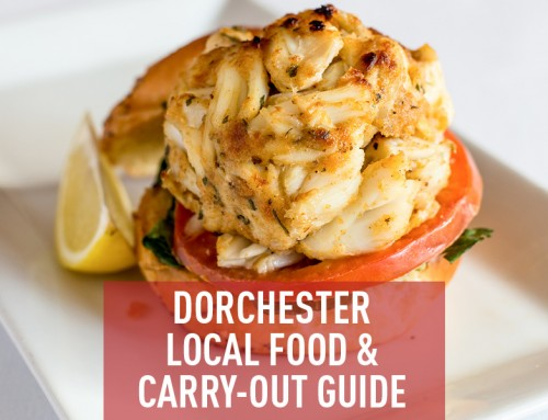 Dorchester Local Food & Carry-Out Guide