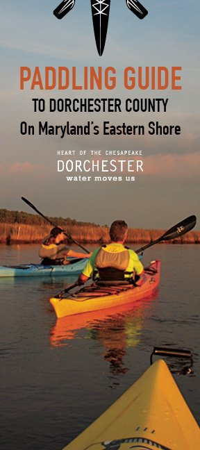 Dorchester County Paddling Guide - Kayak, SUP, canoe on Maryland's Eastern Shore