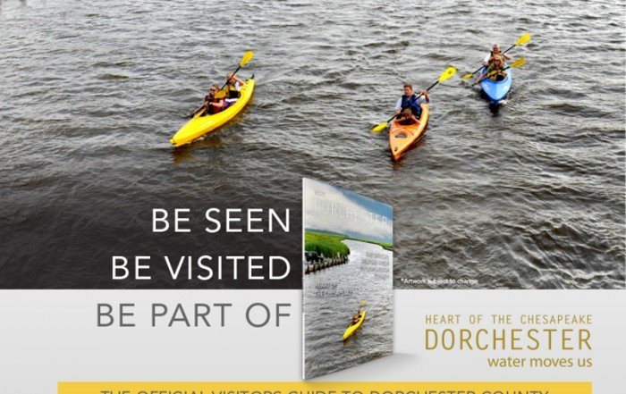 Dorchester County Visitor Guide Sales Sheet