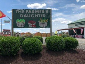 The Farmers Daughter, Dorchester County, MD