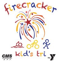 Firecracker Kids Triathlon in Cambridge, Maryland