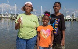 Kids Fishing Derby at Long Wharf