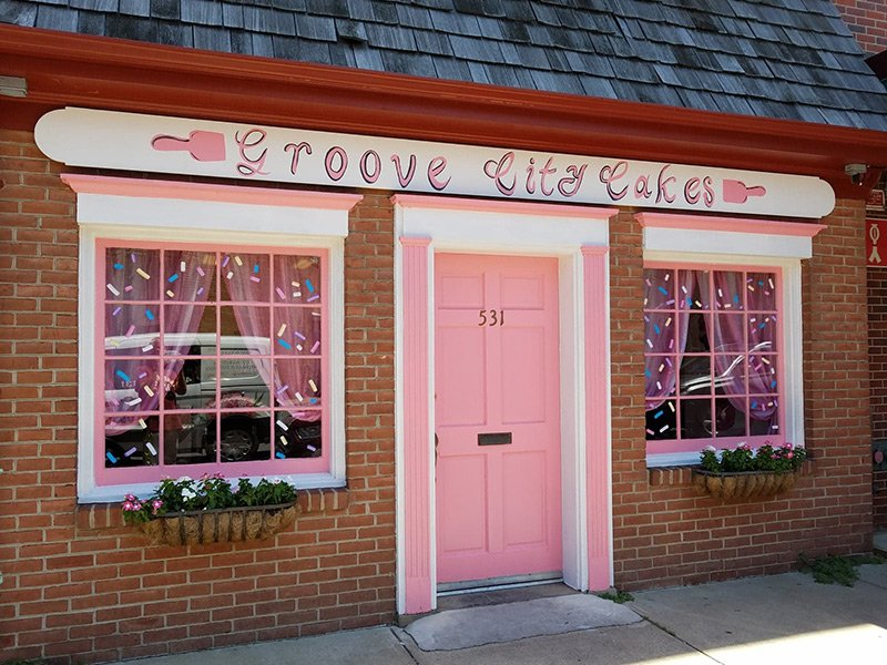 Groove City Cakes in Cambridge, MD