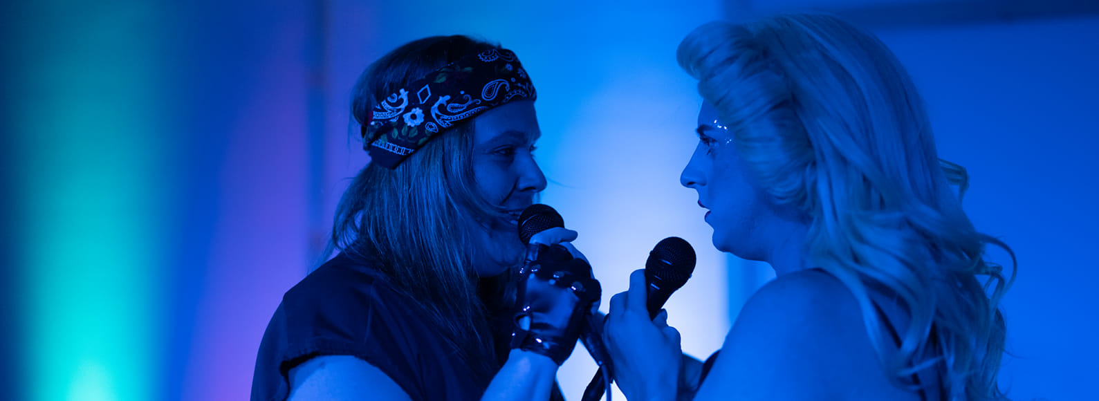 """""""Hedwig and the Angry Inch"""" at Groove Theatre Company, Cambridge, MD"""