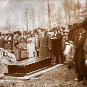 Harriet Tubman Funeral