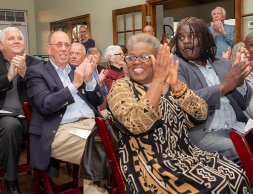 Heritage Promoters Honored at Reception