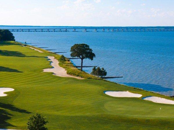 River Marsh Golf at the Hyatt Chesapeake