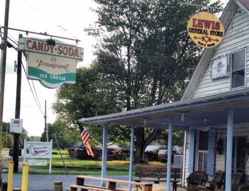 Beer, Bait & BBQ: Country store staples