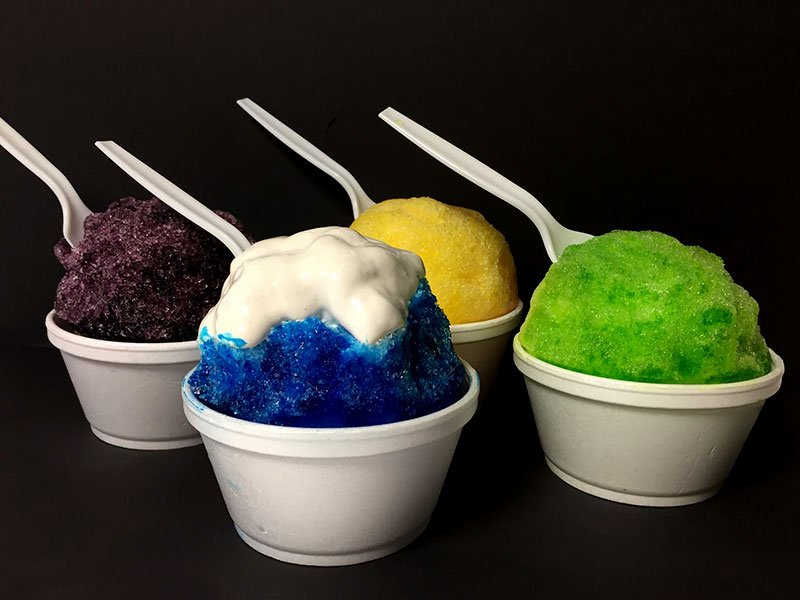Icello's Shaved Ice and Shakes in Cambridge, Maryland