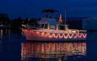 Christmas on the Choptank Boat Parade, Cambridge, MD