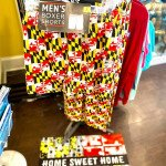Maryland pride items at Maiden Maryland - Cambridge, MD