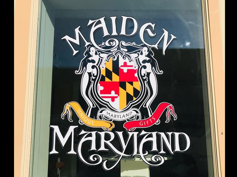 Maiden Maryland in Cambridge, Maryland