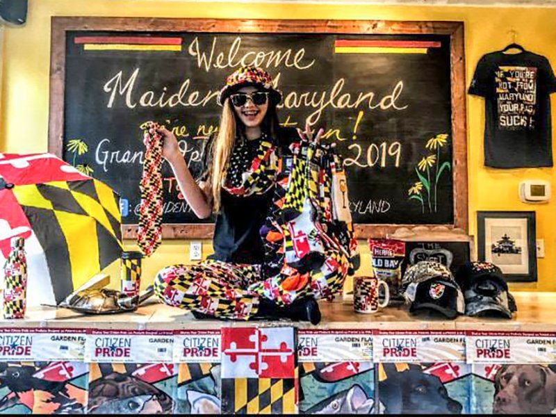 Maiden Maryland in Cambridge, MD