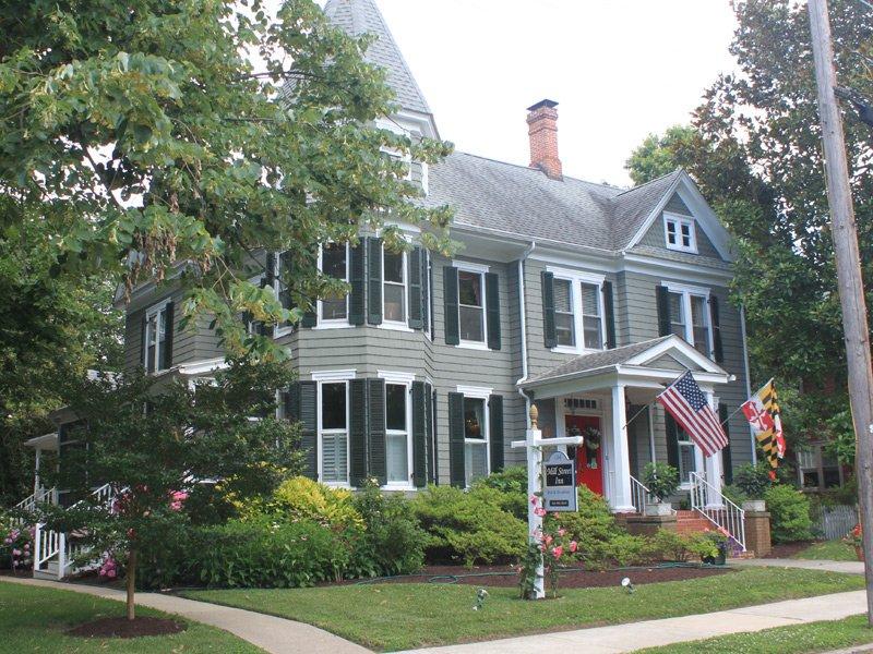 Mill Street Inn, Cambridge, MD